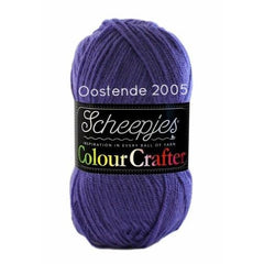 Scheepjes Colour Crafter Yarn Oostende 2005 - 81