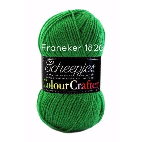 Scheepjes Colour Crafter Yarn Franeker 1826 - 53