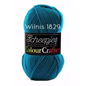 Scheepjes Colour Crafter Yarn Wilnis 1829 - 87