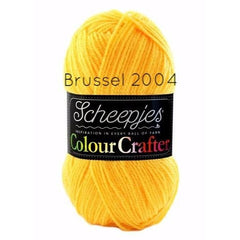 Scheepjes Colour Crafter Yarn Brussel 2004 - 29