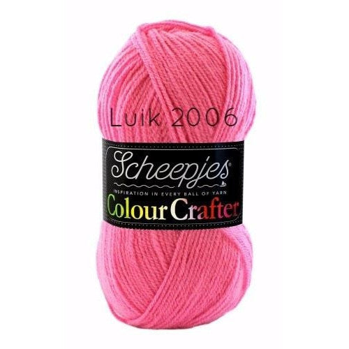Scheepjes Colour Crafter Yarn Luik 2006 - 8