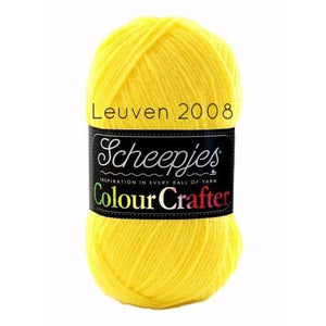 Scheepjes Colour Crafter Yarn Leuven 2008 - 28