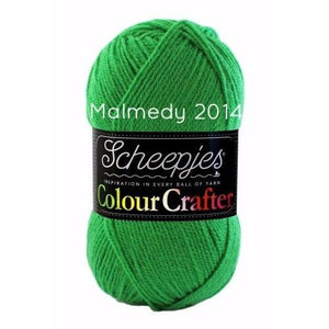 Scheepjes Colour Crafter Yarn Malmedy 2014 - 52