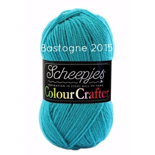 Scheepjes Colour Crafter Yarn Bastogne 2015 - 85