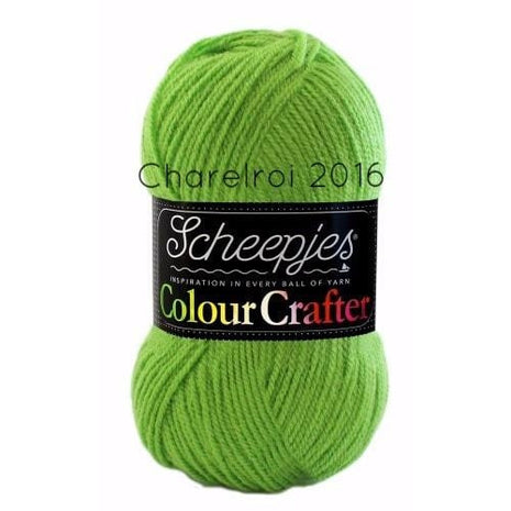 Scheepjes Colour Crafter Yarn Charleroi 2016 - 51