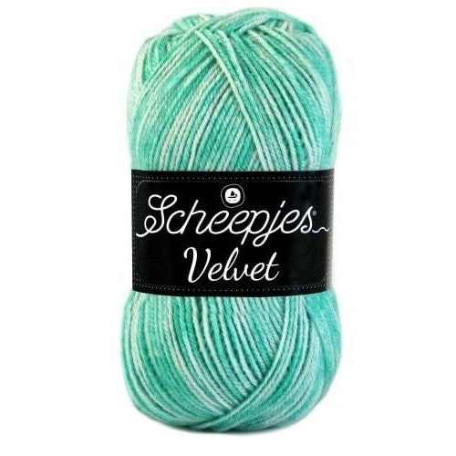 Scheepjes Colour Crafter Velvet Yarn Hepburn 844 - 4