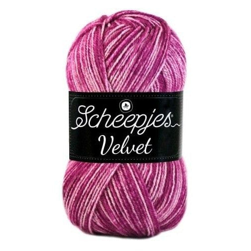 Scheepjes Colour Crafter Velvet Yarn Rogers 848 - 8