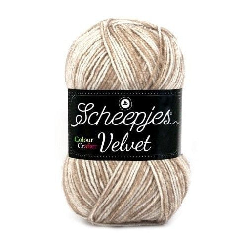 Scheepjes Colour Crafter Velvet Yarn Crawford 850 - 10