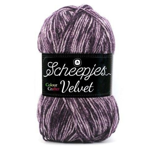 Scheepjes Colour Crafter Velvet Yarn Grant 856 - 16