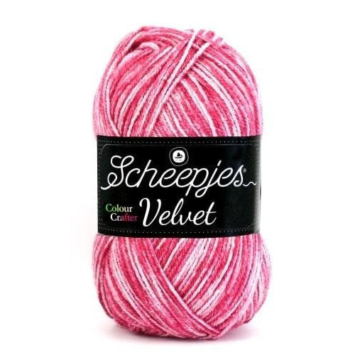 Scheepjes Colour Crafter Velvet Yarn Gable 857 - 17
