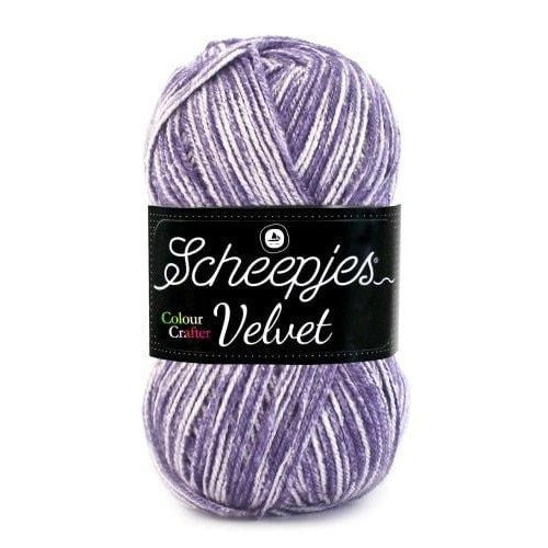 Scheepjes Colour Crafter Velvet Yarn Martin 858 - 18