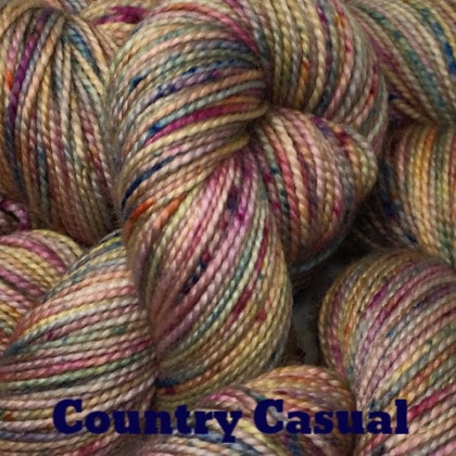 The Yarns of Rhichard Devrieze - Peppino Country Casual - 30