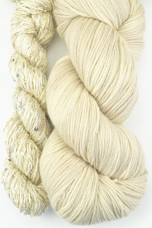 Artyarns Lazy Days Shawl Kit Off White - 11