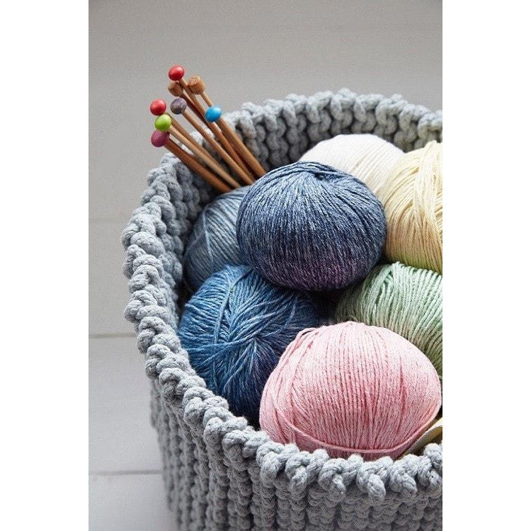 Debbie Bliss Cotton Denim DK Yarn  - 1