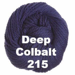 Cascade 128 Superwash Yarn Deep Colbalt 215 - 15
