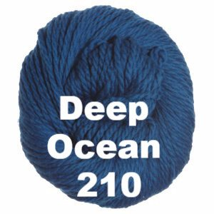 Cascade 128 Superwash Yarn Deep Ocean 210 - 50