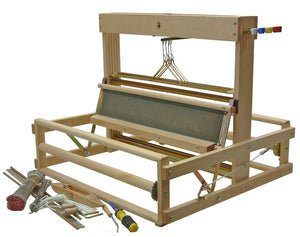 "LeClerc Dorothy 24"" 4 Shaft Table Loom-Table Looms-Paradise Fibers"