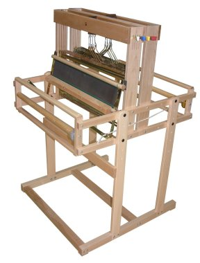 "LeClerc Dorothy 24"" 4 Shaft Table Loom Stands-Loom Accessory-Basic Stand-"