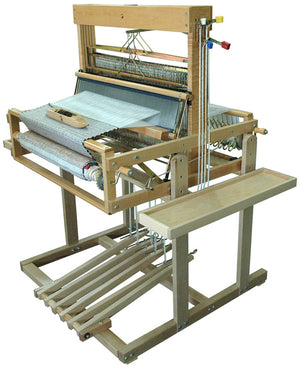 "LeClerc Dorothy 24"" 4 Shaft Table Loom Stands-Loom Accessory-Paradise Fibers"