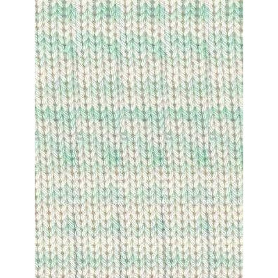 Paradise Fibers Euro Baby Babe Yarn - Mint, White