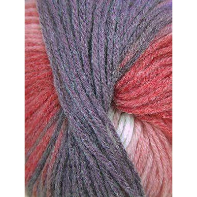 Paradise Fibers Euro Baby Babe Stripes - Pink, Purple, Red