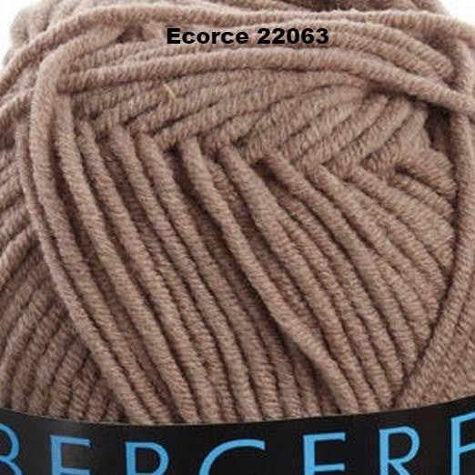 Bergere de France Sonora Yarn Ecorce 22063 - 7