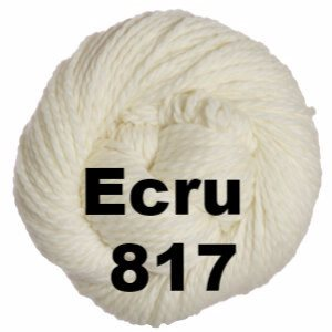 Cascade 128 Superwash Yarn Ecru 817 - 35