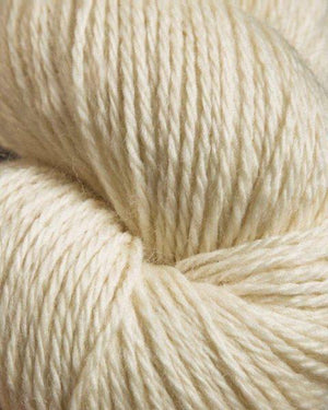 Jagger Spun Undyed Natural Yarn 2.25lb Cone - Heather - Edelweiss-Weaving Cones-Worsted Weight 6/8 - 2.25LB Cone-