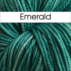 Paradise Fibers Yarn Anzula Luxury Cloud Yarn Emerald - 22