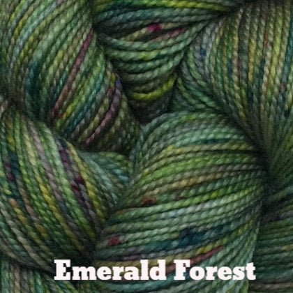 The Yarns of Rhichard Devrieze - Peppino Emerald Forest - 33