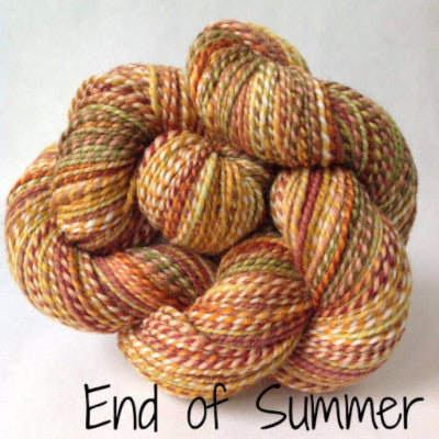 Spincycle Yarns - Dyed in the Wool End of Summer - 4