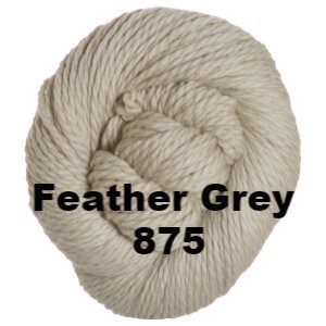 Cascade 128 Superwash Yarn Feather Grey 875 - 11