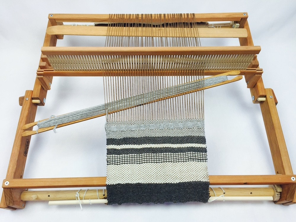 Beka Fold and Go Rigid Heddle Loom  - 7