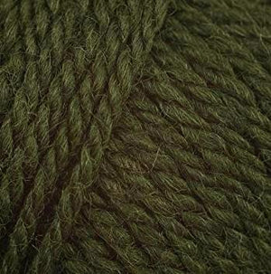 Debbie Bliss Blue Faced Leicester Aran - Forest 17-Yarn-Paradise Fibers