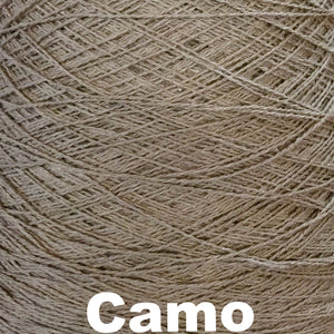 Paradise Fibers Special 8/2 Cotton Yarn-Weaving Cones-Camo-