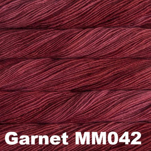 Malabrigo Worsted Yarn Semi-Solids-Yarn-Garnet MM042-