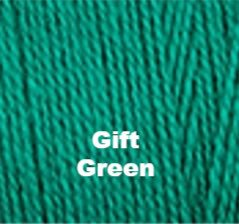 Louet Organic Cotton 100g 8/2 Cones Gift Green - 36