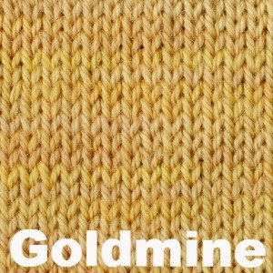 Paradise Fibers Yarn Sweet Georgia Tough Love Sock - Semi Solids Goldmine - 21