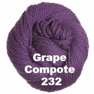 Cascade 128 Superwash Yarn Grape Compote 232 - 19