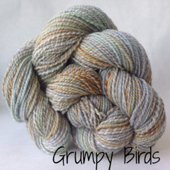 Spincycle Yarns - Dyed in the Wool Grumpy Birds - 6