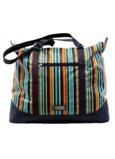 Hadaki Hannah's Tote Arabesque Stripes