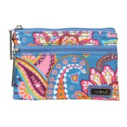 Hadaki Jewelry Pouch-Project Bag-Cassandra Paisley-
