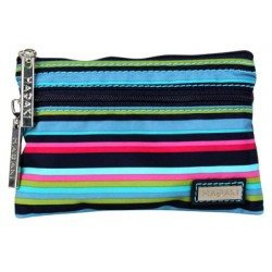 Hadaki Jewelry Pouch Dixie Stripes - 3
