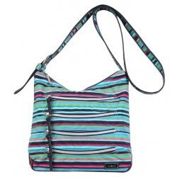 Hadaki Millipede Tote Dixie Stripes - 1