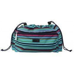Hadaki Tote Organizer (2 Sizes)-Project Bag-Small-Dixie Stripes-
