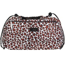 Hadaki Tote Organizer (2 Sizes)-Project Bag-Small-Luna Blue Safari Cheetah-