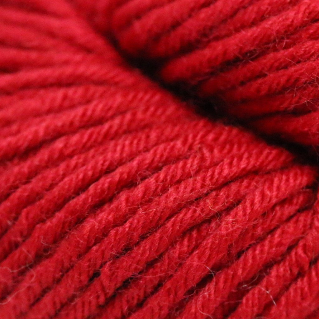 Paradise Fibers Simplicity Superwash Yarn - Really Red