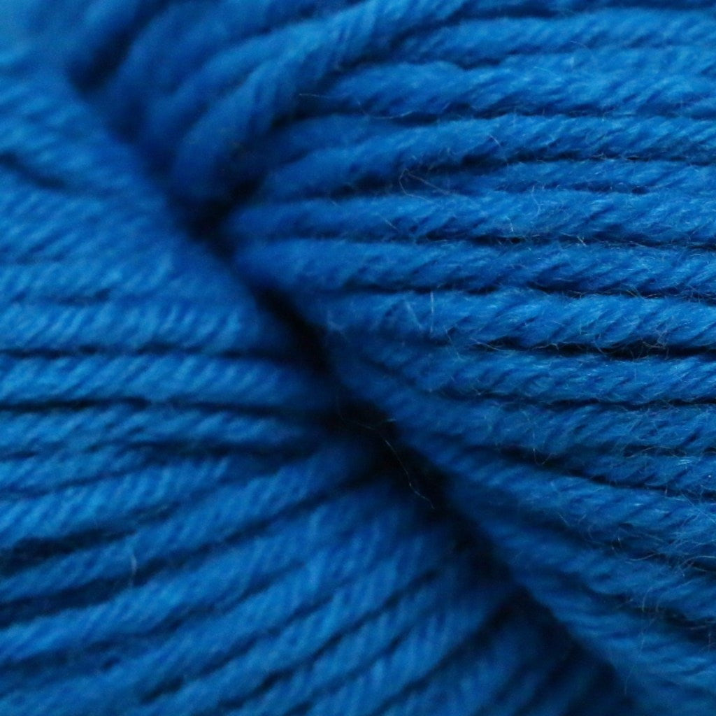 Paradise Fibers Simplicity Superwash Yarn - Peacock Blue