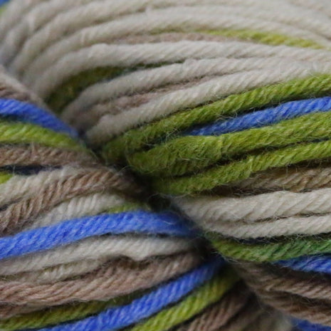Paradise Fibers Simplicity Superwash Yarn - Surf n' Turf