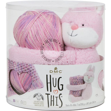 Hug This! Baby Blanket Kits-Kits-Paradise Fibers